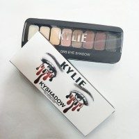 Kyshadow 8 Colors Eye Shadow Kit With Brush