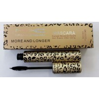 Mac Mascara More And Longer Animal Print - Black