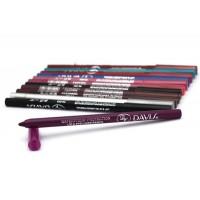 Davis 2 In One Waterproof  Lip Liner and Eyeliner Pencil