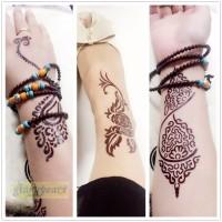 Tiebeauty stencil tattoo